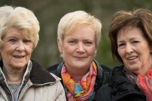 Evelin Hageman; Regina Jansen; Karin Dörfler