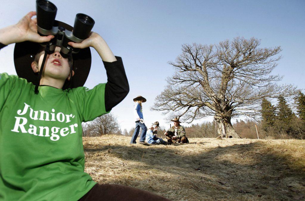 Junior Ranger – Aktiv für die Natur