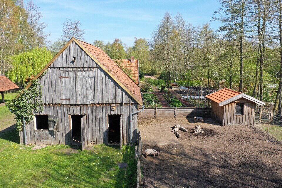 Unser Siedlerhof: Anlaufpunkt für Familien mit Kindern