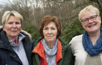 Gabriele Pfefferkuch; Karin Dörfler; Regina Jansen